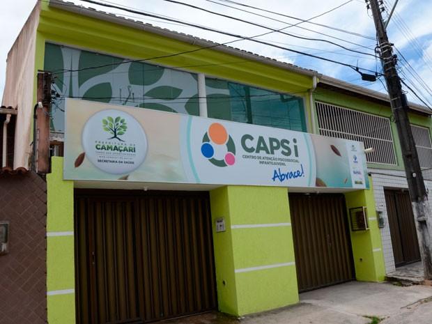 Centro Psicossocial oferece atendimento especial  para crianças e adolescentes (Foto: Aristeu Chagas/Divulgação)
