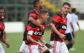 Flamengo volta a vencer Botafogo por 3 a 1 e leva o bi da Taça Rio sub-20