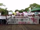 Estudantes ocupam sete unidades federais de Educação em Goiás