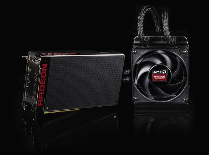 Principais lançamentos da AMD, como as placas da linha R9, já contam com a tecnologia HBM (Foto: Divulgação/AMD)