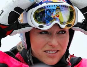 lindsey vonn mundial de esqui alpino (Foto: Agência Reuters)