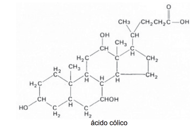 UCKO, D. A. Química para as Ciências da Saúde: uma Introdução à Química Geral,  Orgânica e Biológica. São Paulo: Manole,1992 (adaptado). (Foto: Reprodução/Enem)