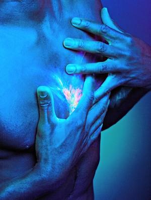 Coração palpitação dor euatleta (Foto: Getty Images)