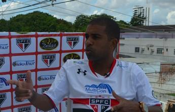 Lembra dele? Leandro, ex-Cruzeiro, fala da nova fase da carreira no Norte