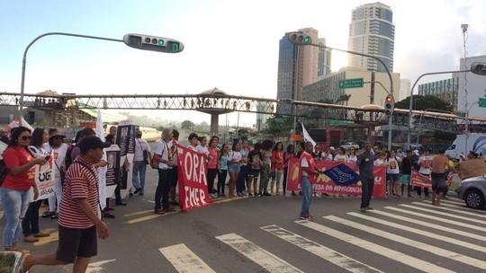 Foto: (Juliana Almirante/G1)