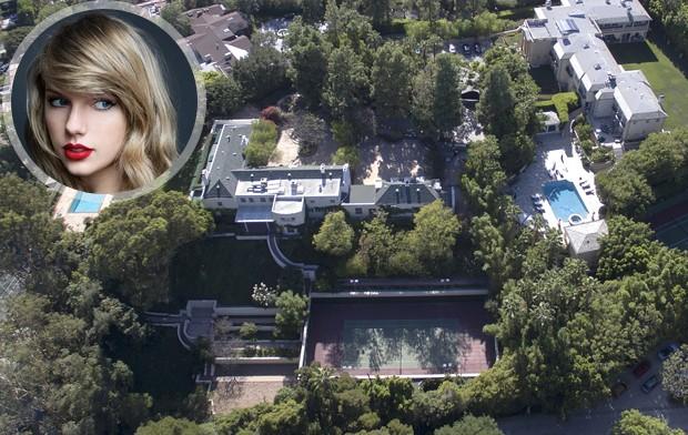 Casa da Taylor Swift (Foto: AKM-GSI)