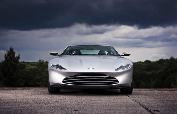 Aston Martin DB10 vai a leilão (Foto: Divulgação)