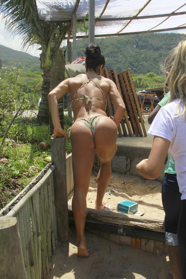 Gracyanne Barbosa (Foto: Dilson Silva/Agnews)