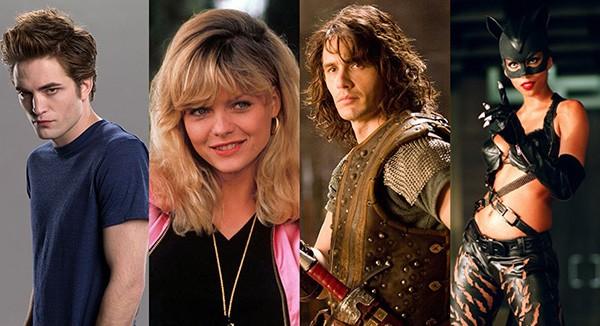Robert Pattinson, Michelle Pfeiffer, James Franco, Halle Berry (Foto: Divulgação)