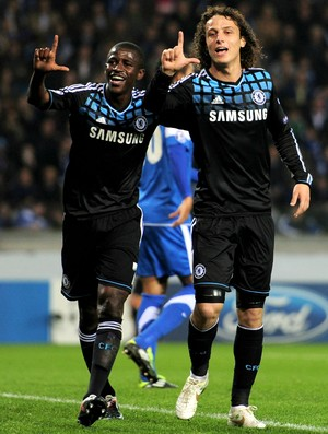 Ramires David Luiz Chelsea (Foto  Getty Images) c432147f66d30