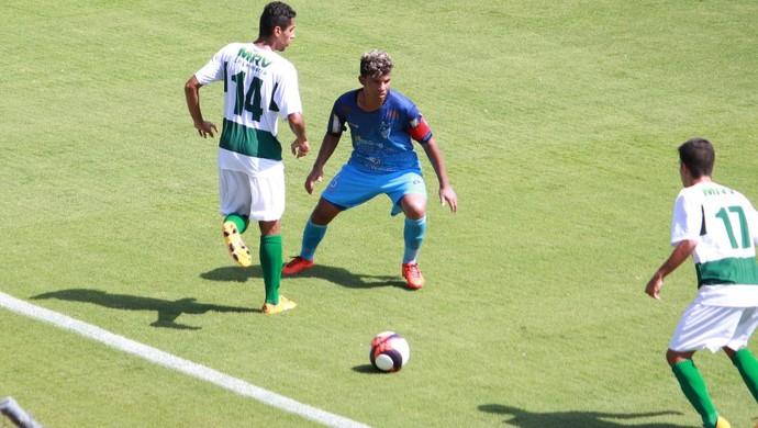 São Raimundo-RR x Novo-MS, Copa São Paulo (Foto: Sérgio Pais)