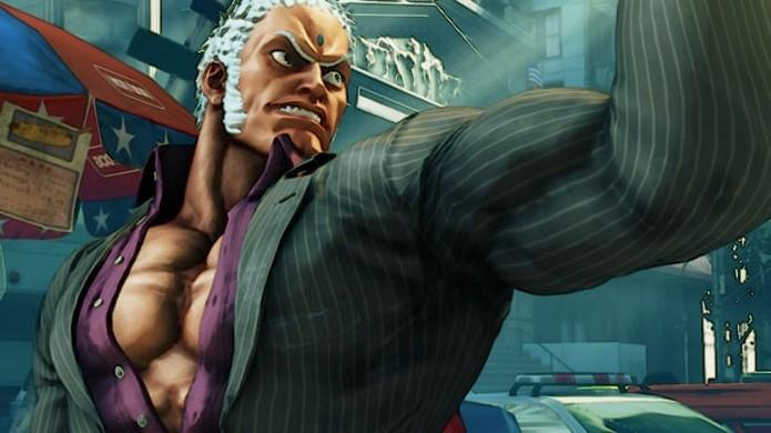 Street Fighter 5 recebe seu último lutador por DLC, Urien, nessa semana (Foto: Reprodução/Gematsu)