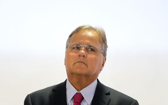 Geddel Vieira Lima ex-ministro (Foto:   Alan Marques/Folhapress)