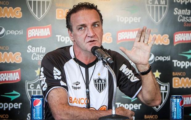 Cuca, treinador do Atlético-MG (Foto: Bruno Cantini / Flickr Atlético-MG)