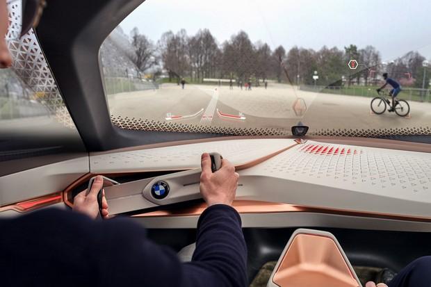BMW iNEXT (Foto: Divulgação)