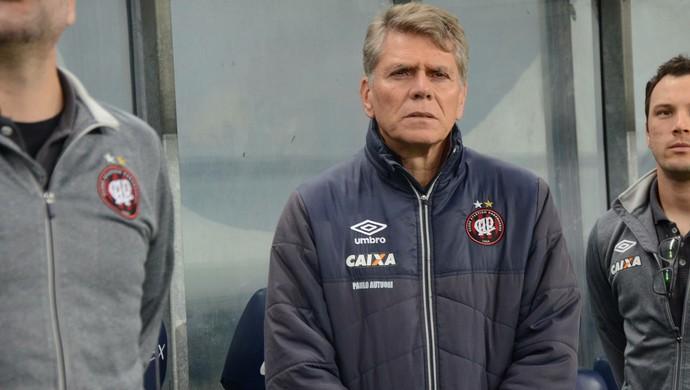Paulo Autuori Atlético-PR (Foto: Marco Oliveira/ Atlético-PR)