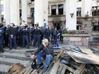 Para Ucrânia, violência em Odessa é planejada e financiada no exterior