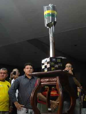 sport copa do brasil (Foto: Terni Castro)