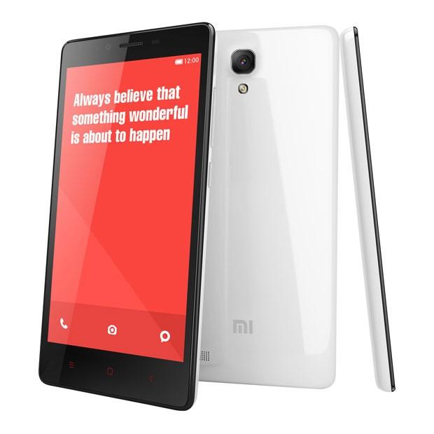 Redmi Note 4, primeiro smartphone da Xiaomi liberado para venda no Brasil pela Anatel. (Foto: Divulgação/Xiaomi)