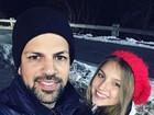 Sorocaba, da dupla com Fernando, assume namoro com modelo