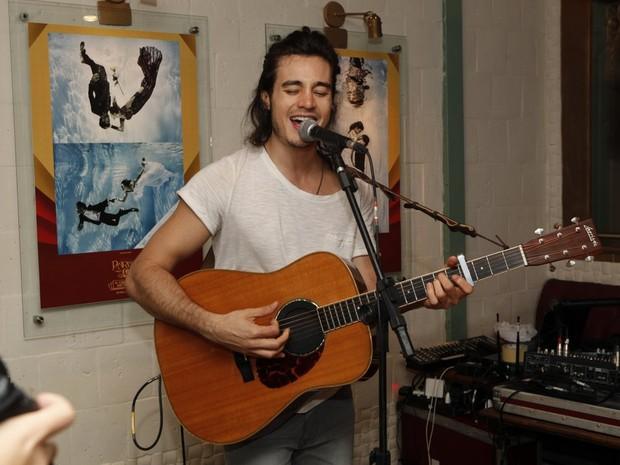 Tiago Iorc (Foto: Isac Luz/ EGO)