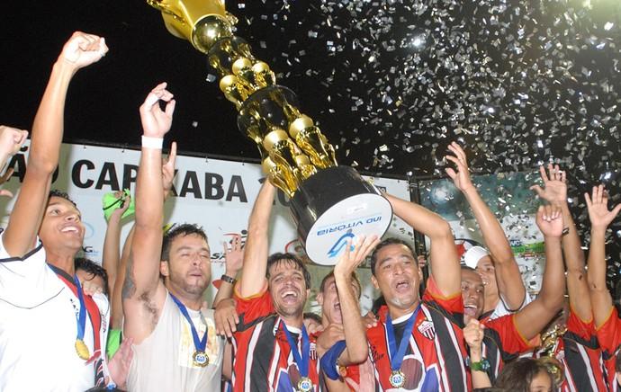 Brasil Afora: Serra campeão capixaba de 2008 (Foto: Nestor Muller/Arquivo/A Gazeta)