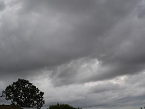 Tempo ro ariquemes (Foto: Jeferson Carlos/ G1)
