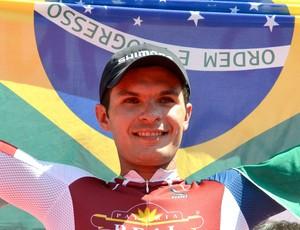 Kçeber Ramos Sorocaba Tour do Rio ciclismo (Foto: Hudson Malta)