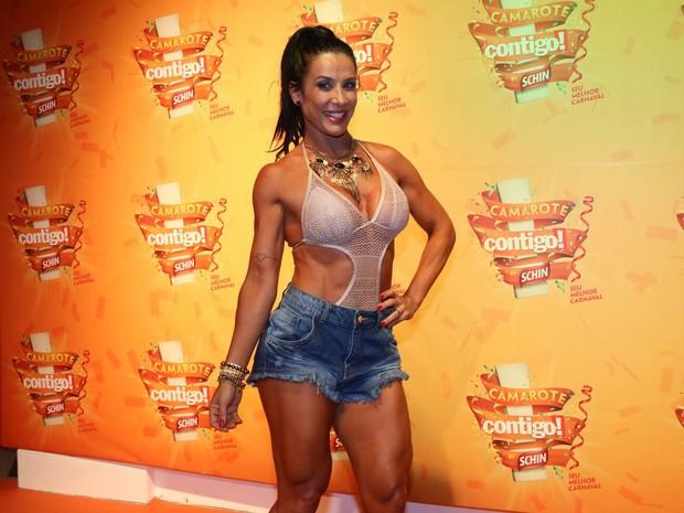 Scheila Carvalho (Foto: CLEOMIR TAVARES - DIVULGAÇÃO )