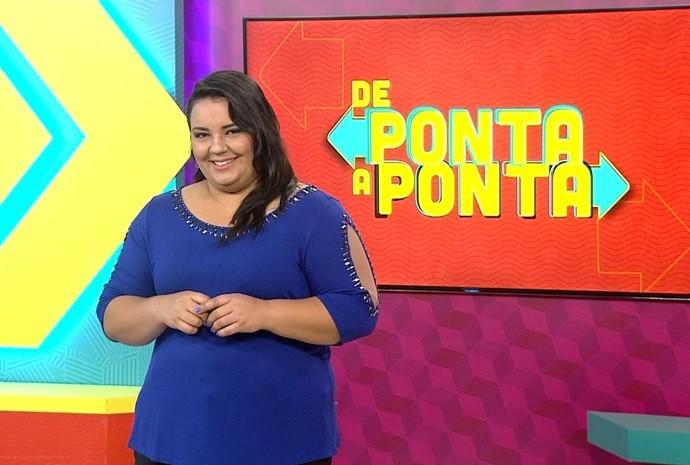 Confira as atrações do programa no próximo sábado (Foto: De Ponta a Ponta/ TV TEM)