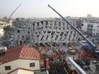 Passa de 30 número de mortos após terremoto em Taiwan