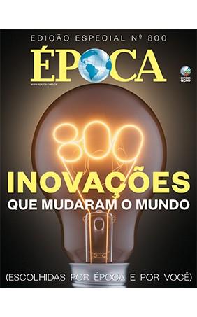 Capa - Edição 800 (home) (Foto: ÉPOCA)