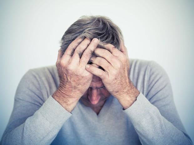 Estudo constatou que altos níveis de estresse, hostilidade e depressão aumentam risco de AVC (Foto: Voisin/Phanie)