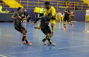 São José Futsal vence Sorocaba e conquista a primeira vitória na LNF
