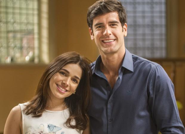 Sabrina Petraglia e Marcos Pitombo (Foto: Divulgação/TV Globo)