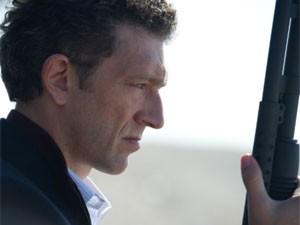 O ator francês Vincent Cassel na pele de Franck, do filme 'Em transe', de Danny Boyle (Foto: Divulgação)