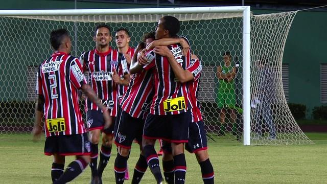 13a28e02ba Bahia x São Paulo - Copa do Brasil Sub-20 2016-2016 - globoesporte.com