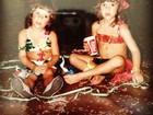 Fernanda Pontes relembra carnaval da infância ao lado da irmã