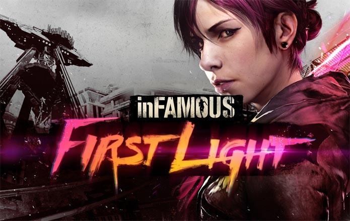 inFamous First Light chega aos lançamentos da semana (Foto: Divulgação)