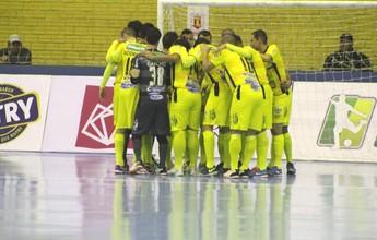 São José Futsal joga no Tênis Clube contra Lajeado pela Liga Nacional