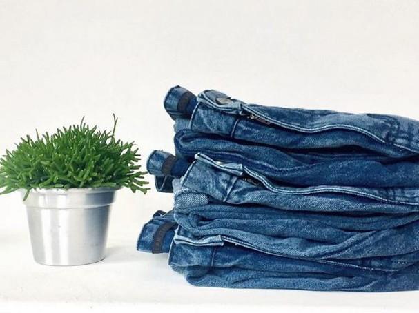 Modelos da YesIAm Jeans (Foto: Reprodução/Instagram)