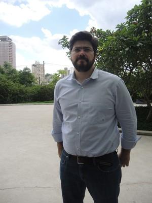 Daniel Neves advogado ação Portuguesa (Foto: David Abramvezt)