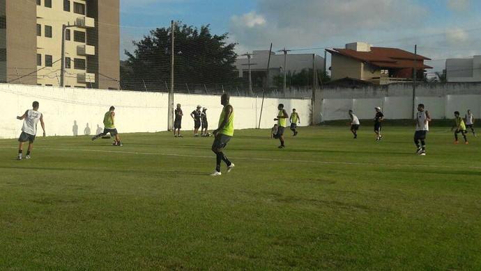 ABC - treino coletivo CT Alberi Ferreia de Matos (Foto: Andrei Torres/ABC FC/Divulgação)