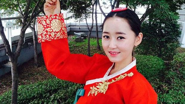 A norte-coreana hoje vive e estuda nos EUA (Foto: BBC)