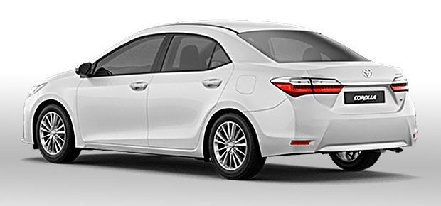 Toyota Corolla GLi Upper (Foto: Toyota)