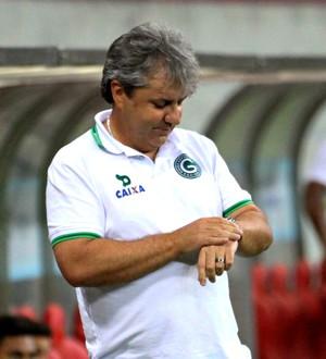Gilson Kleina Náutico x Goiás Série B (Foto: Adelson Costa / Pernambuco Press)