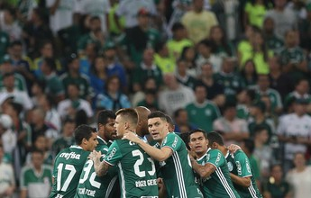 Embalo da arquibancada dá gás extra ao Palmeiras; veja ranking de torcidas