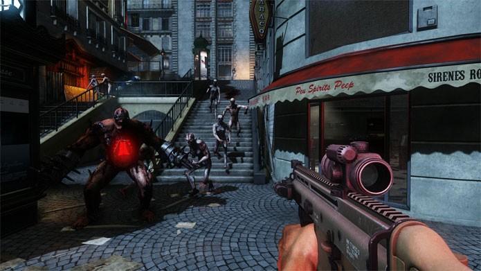 Killing Floor 2 chega ao PC (Foto: Divulgação)