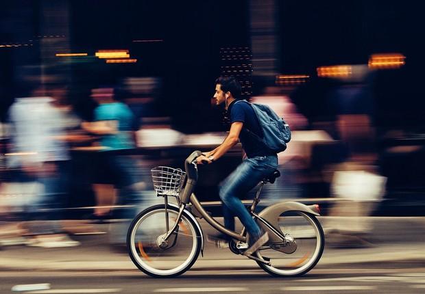 Bicicleta; ciclovia (Foto: Pexels)