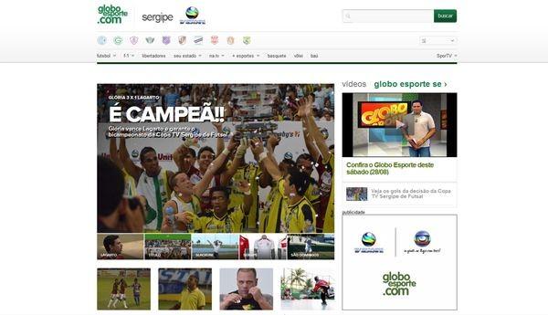 GE Sergipe (Foto: TV Sergipe/Reprodução)